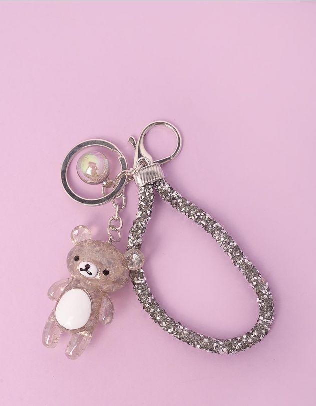 Брелок на сумку у вигляді ведмедика | 249765-11-XX - A-SHOP