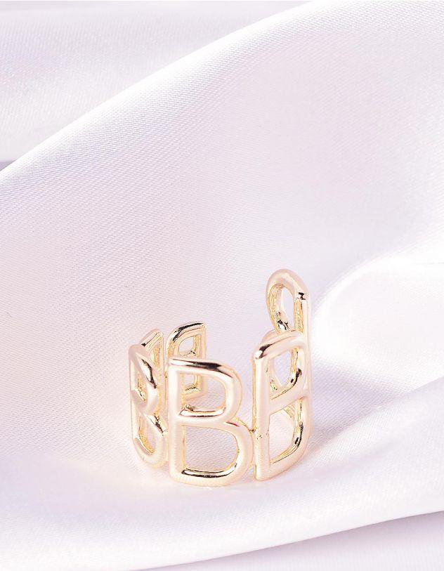 Кільце з літерою | 245645-04-XX - A-SHOP