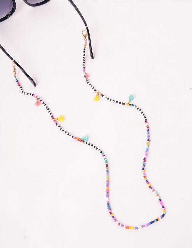 Ланцюжок для окулярів із намистин з китицями | 244279-21-XX - A-SHOP