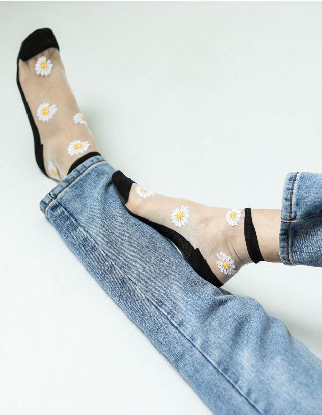 Шкарпетки з ромашками | 243122-02-XX - A-SHOP