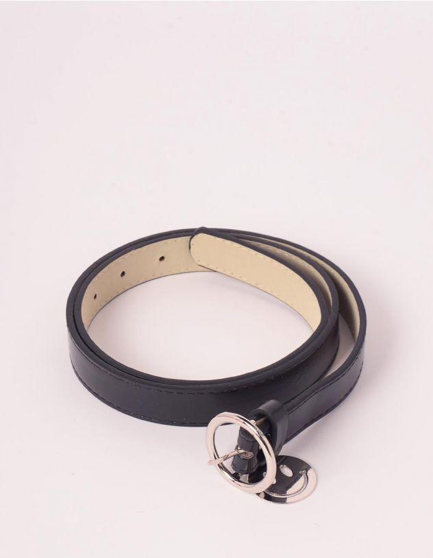 Ремінь з підвіскою у вигляді смайлика | 247521-02-XX - A-SHOP