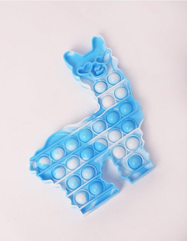 Іграшка антистрес pop it у вигляді альпака   250052-18-XX - A-SHOP