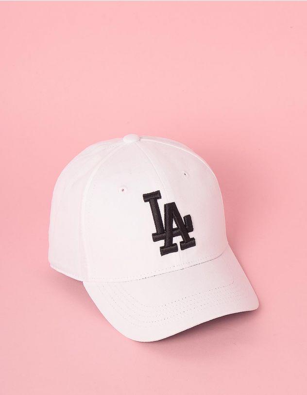 Кепка з вишивкою LA | 248543-01-XX - A-SHOP