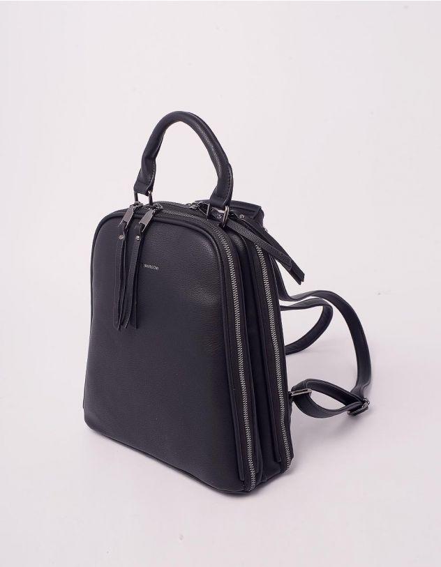 Рюкзак трансформер з двома відділами | 246800-02-XX - A-SHOP