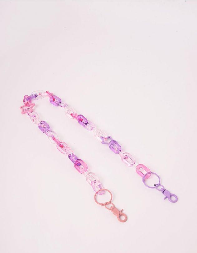 Ланцюжок для одягу з зірочками | 244246-03-XX - A-SHOP