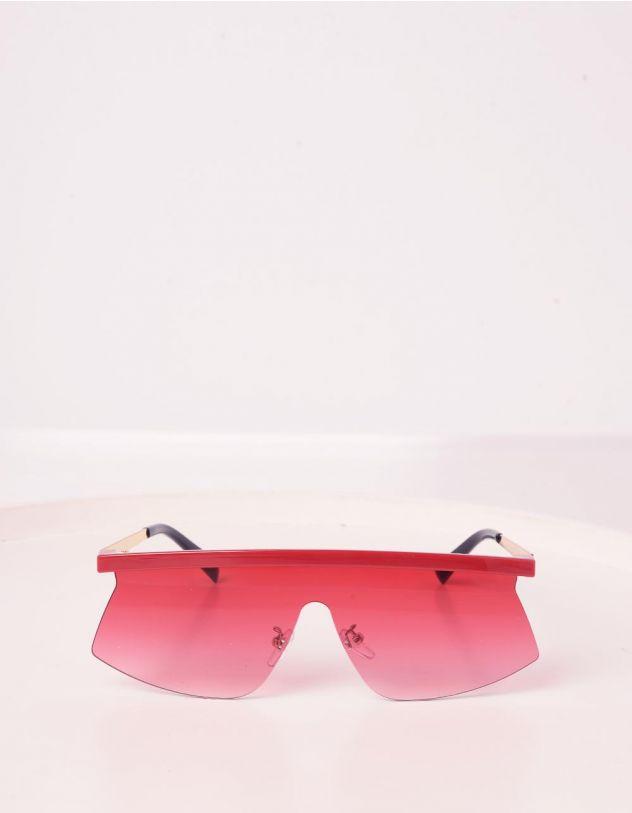 Окуляри маска з оригінальною формою лінз | 240685-17-XX - A-SHOP