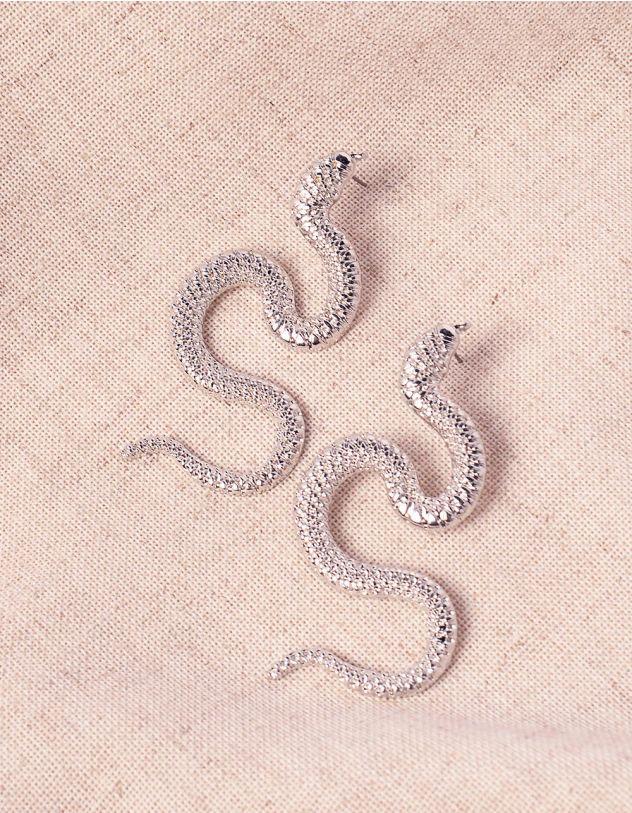 Сережки у вигляді змій | 242992-05-XX - A-SHOP