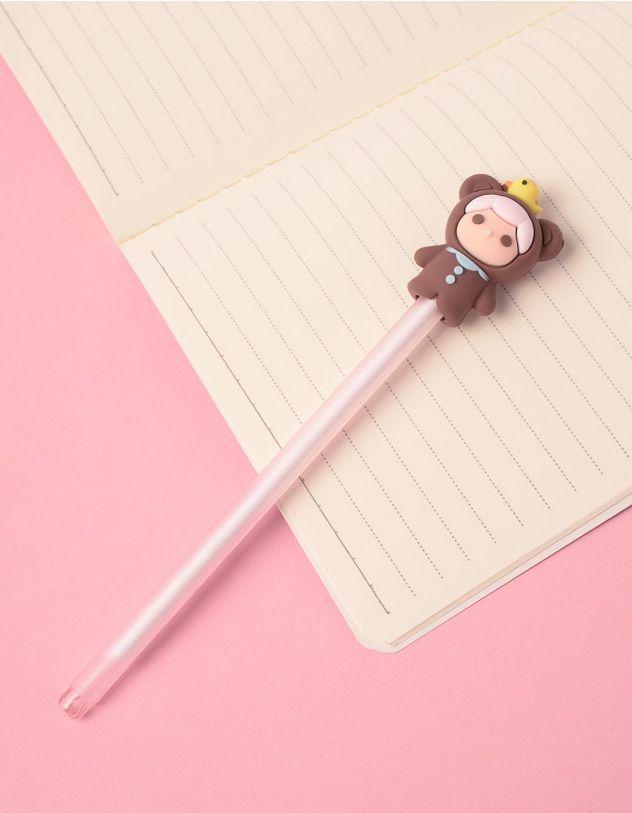 Ручка з ковпачком у вигляді малюка у піжамі | 248075-12-XX - A-SHOP