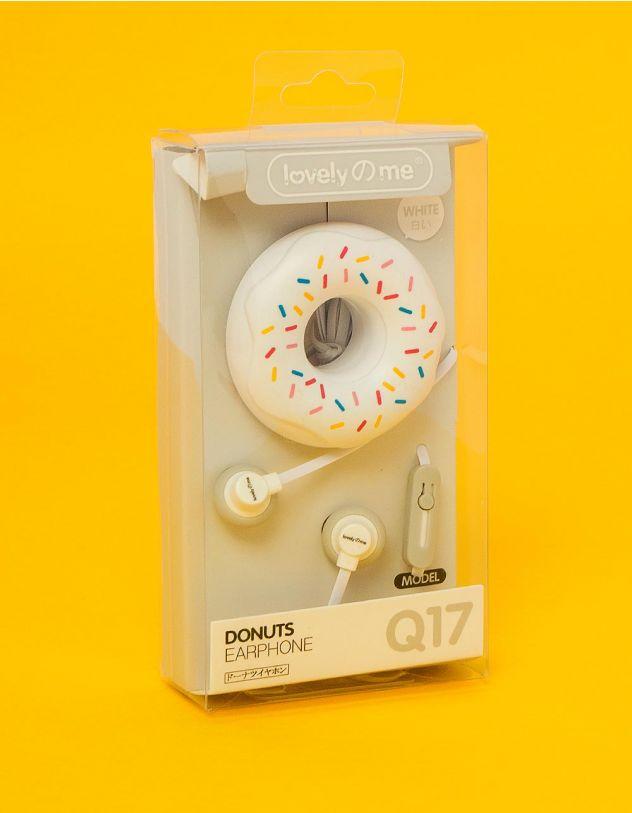 Навушники з чохлом у вигляді тістечка | 232184-01-XX - A-SHOP