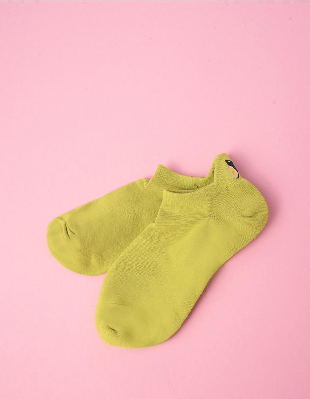 Шкарпетки з авокадо | 246906-20-XX - A-SHOP