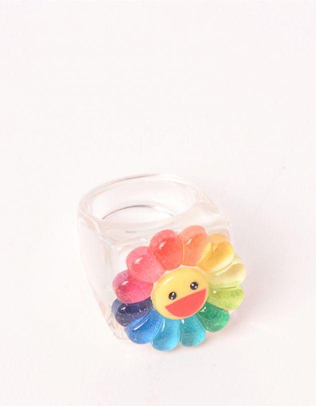 Кільце на руку з квіткою | 248696-21-35 - A-SHOP