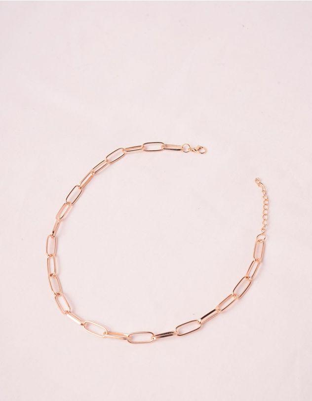 Підвіска на шию у вигляді ланцюга | 241498-04-XX - A-SHOP