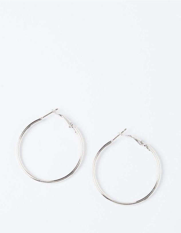 Сережки кільця | 227835-05-XX - A-SHOP