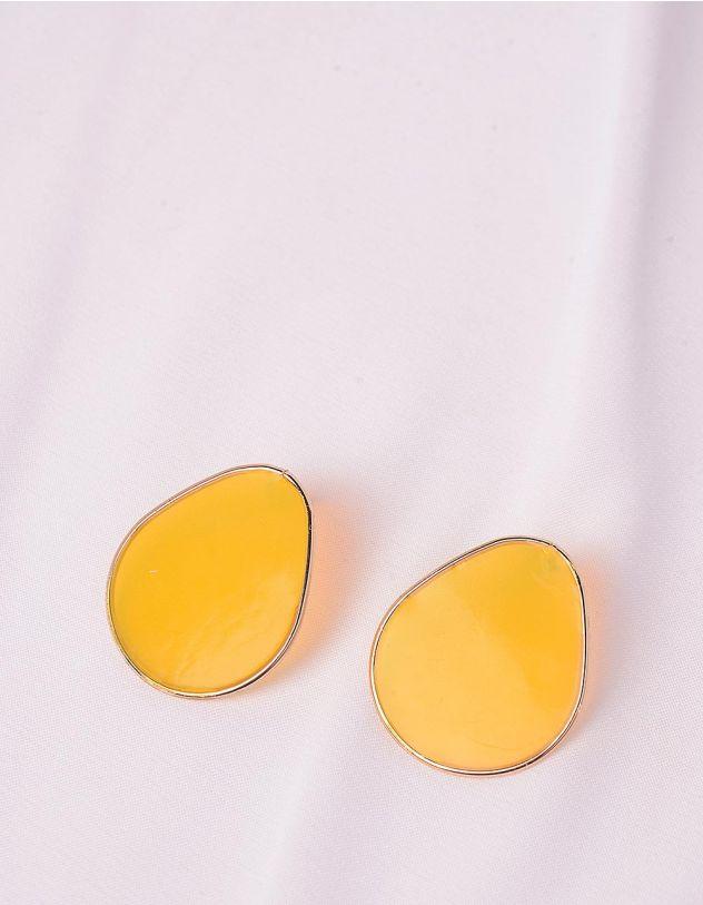 Сережки у формі крапель | 248017-19-XX - A-SHOP
