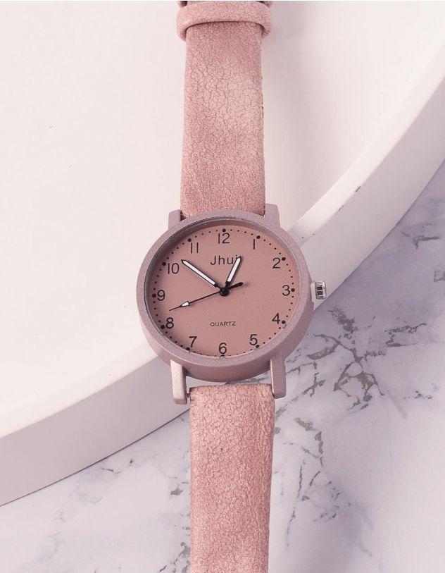 Годинник на руку з круглим циферблатом | 237305-71-XX - A-SHOP